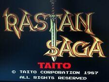 Retro 1980's Rastan Saga JAMMA Taito Arcade PCB