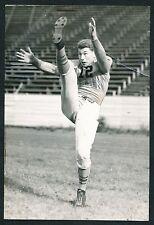 """1937 BYRON """"WHIZZER"""" WHITE Vintage Football Photo, U. Colorado"""