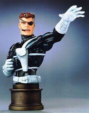 NICK FURY SHIELD variant mini bust~Bowen Designs~Avengers~Thor~Capt America~NIB