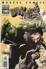 Startling Stories Banner (Hulk) '01 1-4 Complete Nm- D1