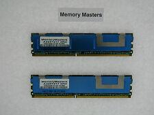A2257217 16GB  2X8GB DDR2-667 FBDIMM Dell PowerEdge R900 2 Rank X 4