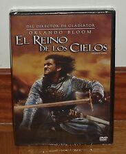 EL REINO DE LOS CIELOS KINGDOM OF HEAVEN DVD NUEVO PRECINTADO DRAMA (SIN ABRIR)