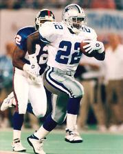 Dallas Cowboys EMMITT SMITH Glossy 8x10 Photo NFL Football Print Poster