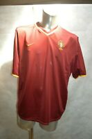 MAILLOT FOOT NIKE EQUIPE DU PORTUGAL  TAILLE XL JERSEY/MAGLIA