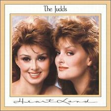 Heartland by The Judds (Vinyl, Curb) HTF Country Vintage Album