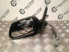 FORD MONDEO MK3 2002 N/S ELECTRIC GREEN WING MIRROR