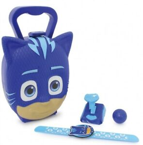 JAM410105 - Suitcase Transport With Accessories Pj Masks - Sacha