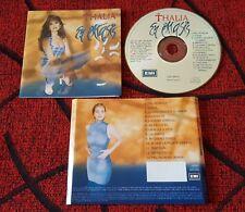 THALIA *** En Extasis *** VERY RARE Venezuela 1996 SILVER PRINT CD **NO BAR CODE