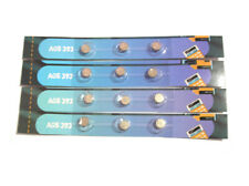Sr48 Sr754 Button Cell Battery 12pcs Ag5 393 Lr48 Lr754