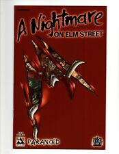 A Nightmare On Elm Street Paranoid #2 Die Cut cover edition, NM+ Avatar