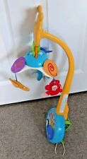 Fisher Price Baby musical lit bébé berceau mobile nusery Lullaby Jouet