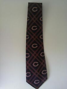 Chicago Bears Eagles Wings Men's Polyester Necktie New NFL Trubisky Montgomery