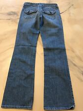Jimmyz Jeans Size 4 Boot Cut Buckle Pocket Design