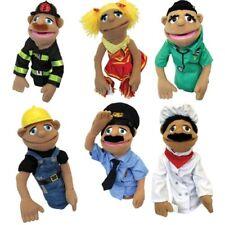 Melissa & Doug Happy Puppets  - Set Of 6