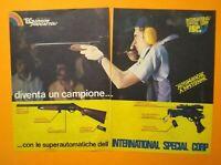 Pubblicita'Advertising Originale Vintage EDISON GIOCATTOLI automatiche 1983(A32)