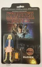 Funko Action Figure - Stranger Things - ELEVEN (Blonde Wig) *Chase* (3.75 inch)