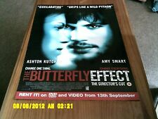 The Butterfly Effect (ashton kutcher, amy smart) Movie Poster A2