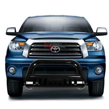 FOR 07-16 TOYOTA TUNDRA/SEQUOIA COATED SS BUMPER BULL BAR PUSH GRILLE SKID PLATE