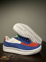 Size 8.5 - Puma GV Special Primary Mens Shoes 372303-01 (Blue/White/Red)