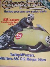 Classic Bike Quarterly Magazines