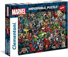 1000 piece Jigsaw Puzzle Marvel Impossible Clementoni 39411