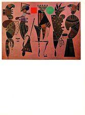 """1979 Vintage Kandinsky """" Cercle et Carré """" Fabuleux Couleur Offset Lithographie"""