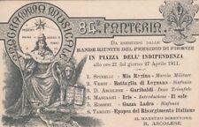A2385) 84 FANTERIA BRIGATA VENEZIA, CONCERTO A FIRENZE IN PIAZZA INDIPENDENZA.
