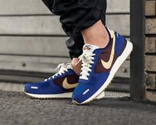 ❤ BNWB & Genuine Nike ® Air Vortex Blue & Vanilla Retro Trainers UK Size 7 EU 41