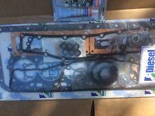 Toyota Landcruiser 12HT turbo diesel comllete engine gasket kit with turbo seals