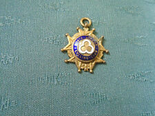 1965 NORTH LONDON CYCLING CLUB ENAMEL MEDAL - 50 MILES TT KETTERING AMATEUR CC