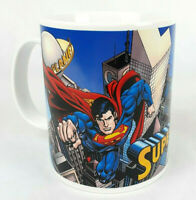 "Superman 18 oz Coffee Mug ""Look up in the Sky"" DC Comics Ceramic Mug"