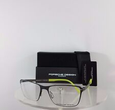 New Authentic Porsche Design P 8263 A Eyeglasses Titanium P'8263 Grey