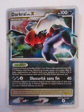CARTE CARD POKEMON NIVEAU X DARKRAI PV 100 104 / 106 HOLO FR VF RARE