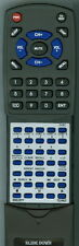 Replacement Remote for Technics RAK-SL3001P, SLPC25, SLPC33, SLPC15, SLPC20
