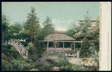 Postcard San Francisco Japanese Garden Golden Gate Park