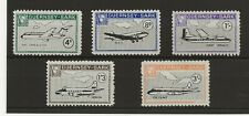 GB Sark  local issue  Commodore shipping 1968 Definitives set of 5  MNH