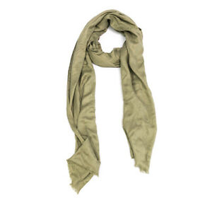 SUPER SOFT BAMBOO AND CASHMERE SOLID COLOUR SHAWL - QUALITY WINTER WARMER WRAP