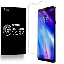 [BISEN] Screen Protector Tempered Glass Shield Armor Saver Cover For LG G7 ThinQ