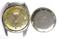 Solvil et Titus 41 jewels Jetpower mens watch for Parts/Hobby/Watchmaker