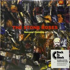THE STONE ROSES 'SECOND COMING' NEW SEALED RE-ISSUE DOUBLE LP ON 180 GRAM VINYL