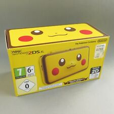 Nintendo NEW 2DS XL PIKACHU EDITION | Console for DS, 2DS and 3DS Games