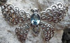 Sterling Silver Handcrafted Brooches