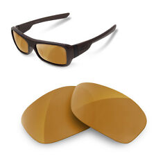 Polarized Replacement Lenses for Oakley montefrio brown color
