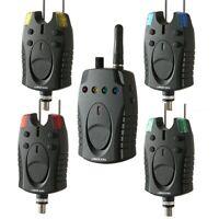 LED Wireless Fishing Finder Electronic Bite Alarm Carp Bait Fish Echo Sounder