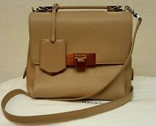 BALENCIAGA Le Dix Mini soft bag cross body $1,935 in Beige Seigle NWT