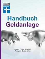 Handbuch Geldanlage von Stefanie Kühn und Markus Kühn (2017, Gebundene Ausgabe)