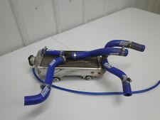 2008 Suzuki RMZ250 OEM Right Radiator 17710-10H00 Hoses RMZ 250 07 08 09 #1