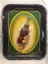 Vintage 1920s Antique NUGRAPE Soda Pop Serving Tray Sign