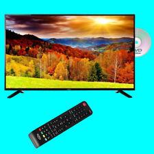 Camping LED TV 24 Zoll mit DVD Laufwerk USB TV Aufnahme PVR DVB-T2 SAT 12V 230V