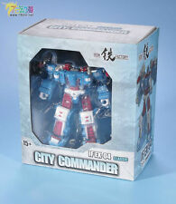 Iron Factory IF-EX04C -G1 classic colour City Commander In stock!